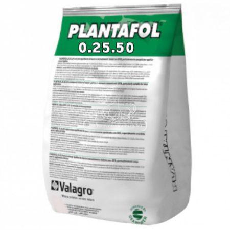 Plantafo l- A gyorshatású NPK lombtrágya 0.25.50